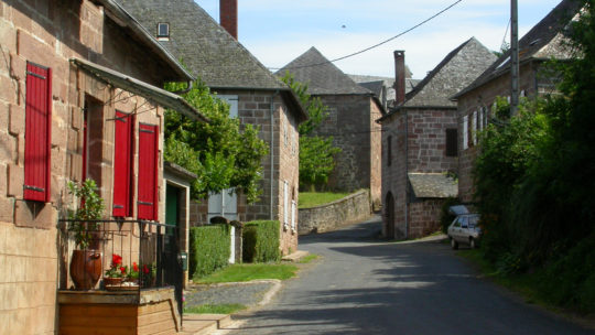 Village de La Chapelle