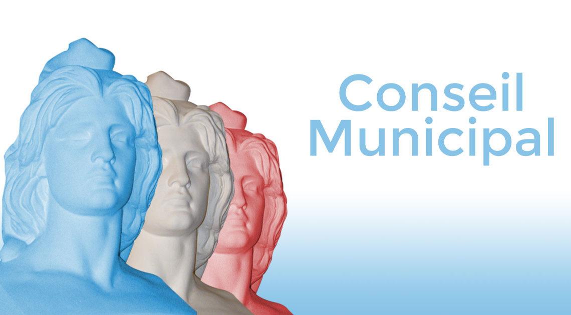 Réunion du Conseil Municipal le 15 décembre 2020