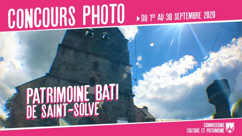 Concours Photo Patrimoine