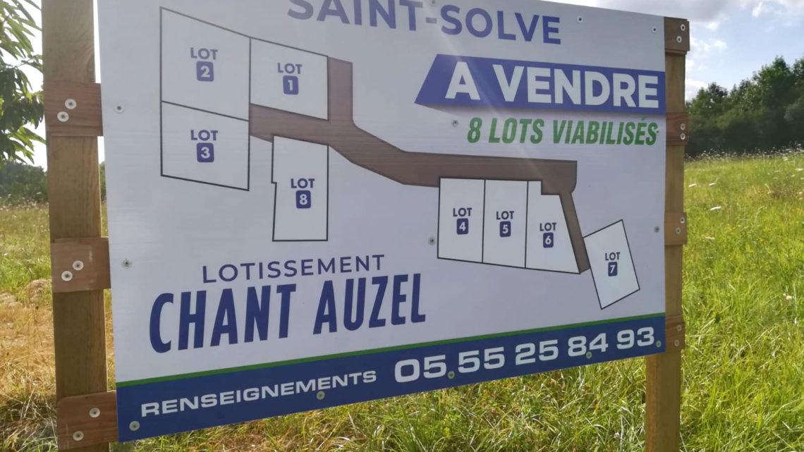 Lotissement Chant Auzel