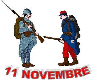 Commémoration du 11 novembre 2020