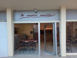 comptoir Vignolais